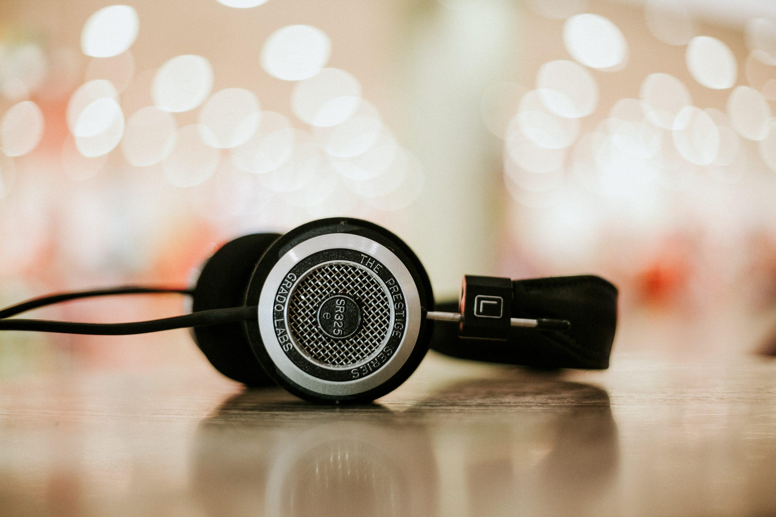 Casque audio oreilles